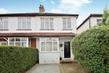 3 bedroom semi detached house in Thornhill Avenue...
