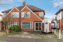 semi detached property in Collingwood Avenue...