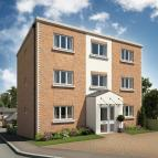 2 bed new Apartment in Green Lane, Chessington