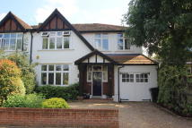 Surbiton Hill Park semi detached house for sale