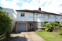 4 bed semi detached property in Adelaide Road, Surbiton