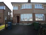 3 bed semi detached property in The Heights, Northolt