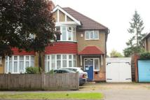 Parkside Way semi detached house to rent