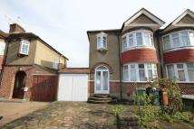 semi detached property in Three bedroom family...