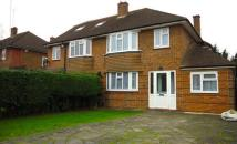 semi detached house in Raisins Hill, Pinner