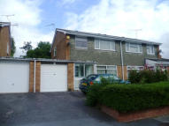 semi detached property to rent in Quorn Way...