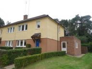 semi detached property in Faircross, Hermitage...