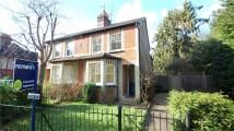 2 bed semi detached home in The Gardens, Pirbright...