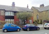 3 bed semi detached property to rent in Savile Park Road...