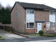 2 bed semi detached house to rent in Ashbourne Avenue, Aspull...