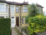 2 bed Terraced house in Chester Park Road