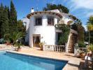 Detached home for sale in Moraira, Alicante...