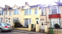 Terraced home in Reddenhill Road, TORQUAY...