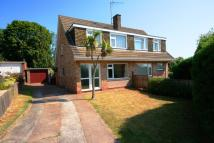 semi detached house in Pilmuir Avenue, Chelston