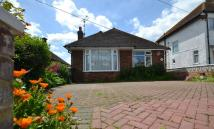 Bungalow in Herne Bay Road...