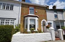 property for sale in Nelson Road, Central Whitstable
