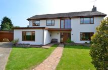 Detached home for sale in Plantation Road...