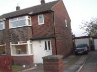 3 bed semi detached home in Hallcroft Drive, Horbury...