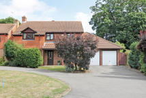 Detached house for sale in Chineham