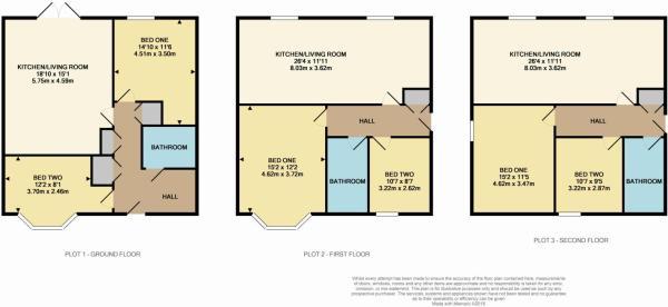 Floorplans For Flats