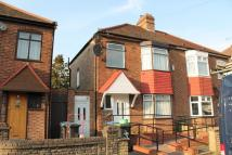 semi detached home to rent in Nash Road, London, N9