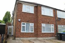 2 bed Maisonette in Burleigh Road, Enfield...