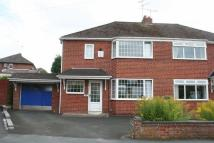 semi detached property in Windmill Grove...