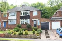 3 bedroom semi detached property in Kingsley Road...
