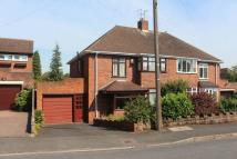 semi detached property in Lynwood Avenue...