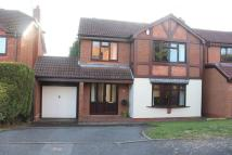Detached home in Clover Lane, Wall Heath
