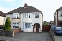 semi detached home in New Dudley Road...