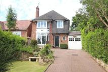 Detached property in Bromley Lane...