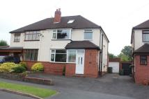 Kingsley Road semi detached house for sale