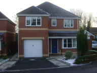 Detached home in Cae Derwen...