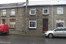 Terraced property in Dyffryn Street, Ferndale