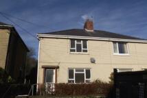 3 bedroom semi detached house to rent in Min Y Coed, Glynneath...