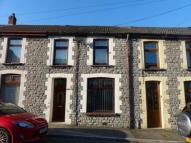 3 bed Terraced house in Clarence Street, Pentre...