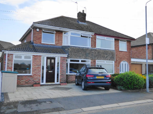 3 bedroom semi detached house for sale in ecclesfield road for Room design ecclesfield