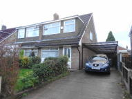 3 bed semi detached house in Balmoral Avenue...