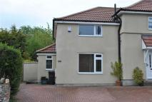 Lodge Road End of Terrace house to rent