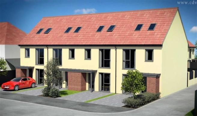 3 bedroom town house for sale in rochester road st anne 39 s bristol bs4