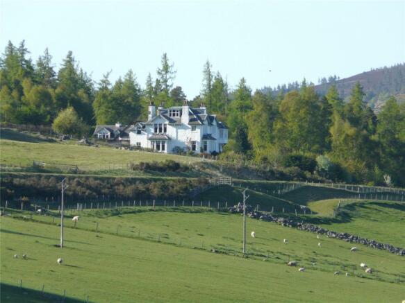 Auchendean Lodge