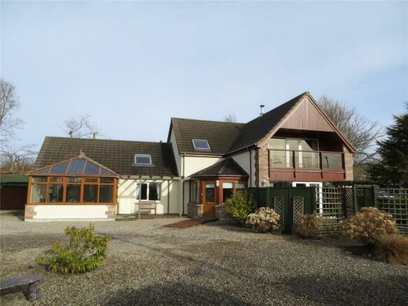 5 Bedroom Detached House For Sale In Golf Road Brora