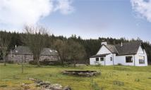 Detached house for sale in Foyers, Inverness