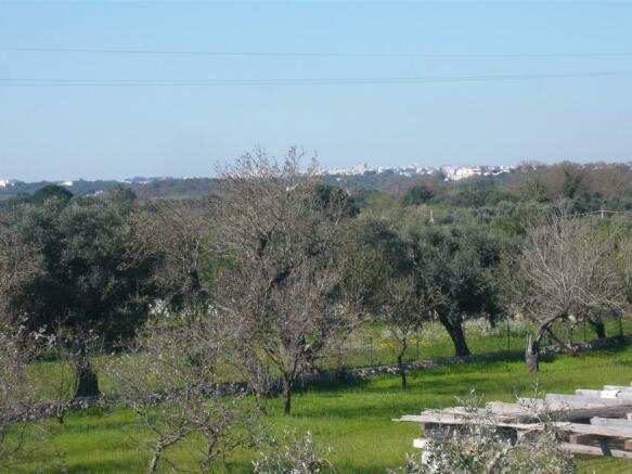 View of Ceglie