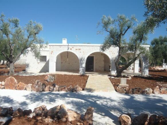 First villa