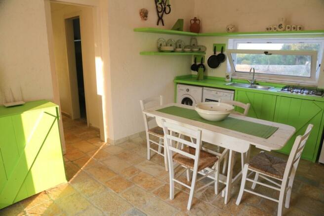 Kitchen in lamia