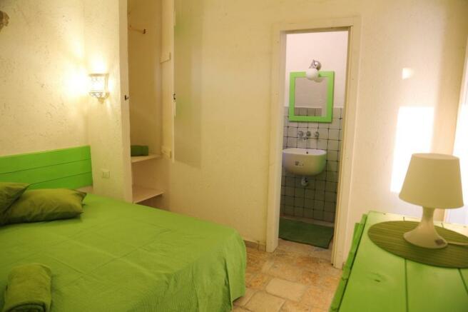 Master bedroom in lamia