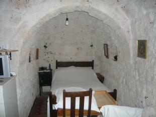 Bedroom in trullo