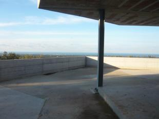 Sea view from veranda